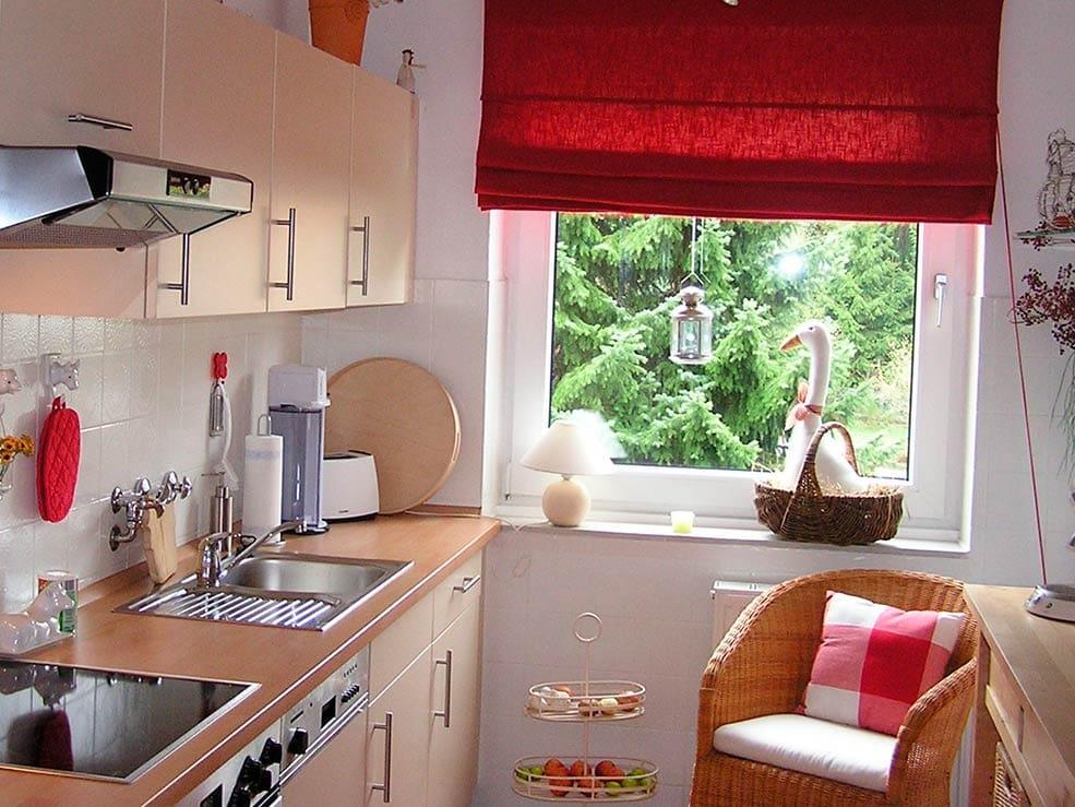 Как сделать уютной кухню спальную