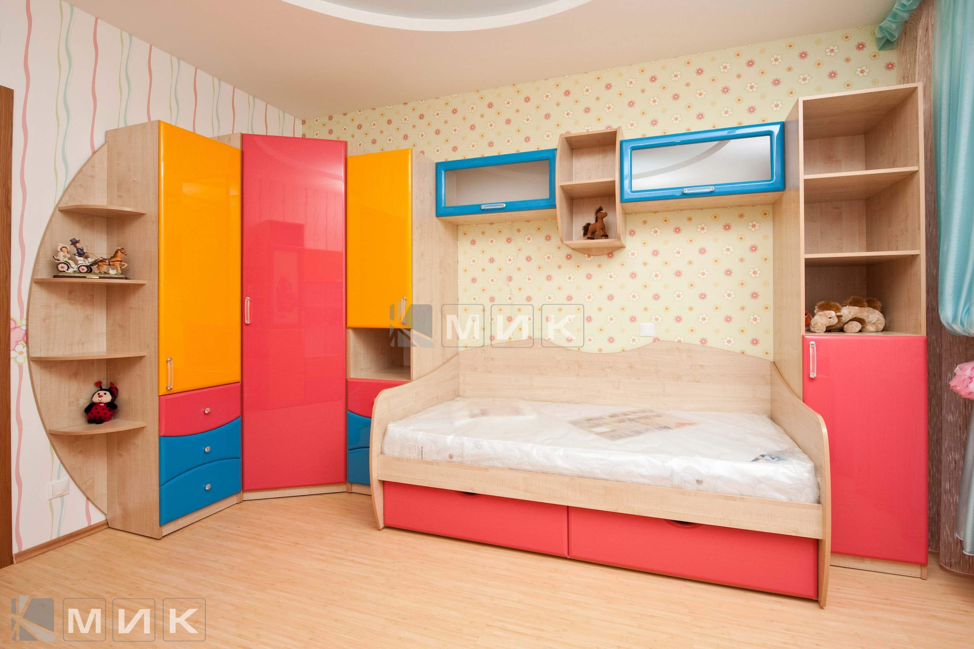 Качественная детская мебель в киеве на заказ от мик.