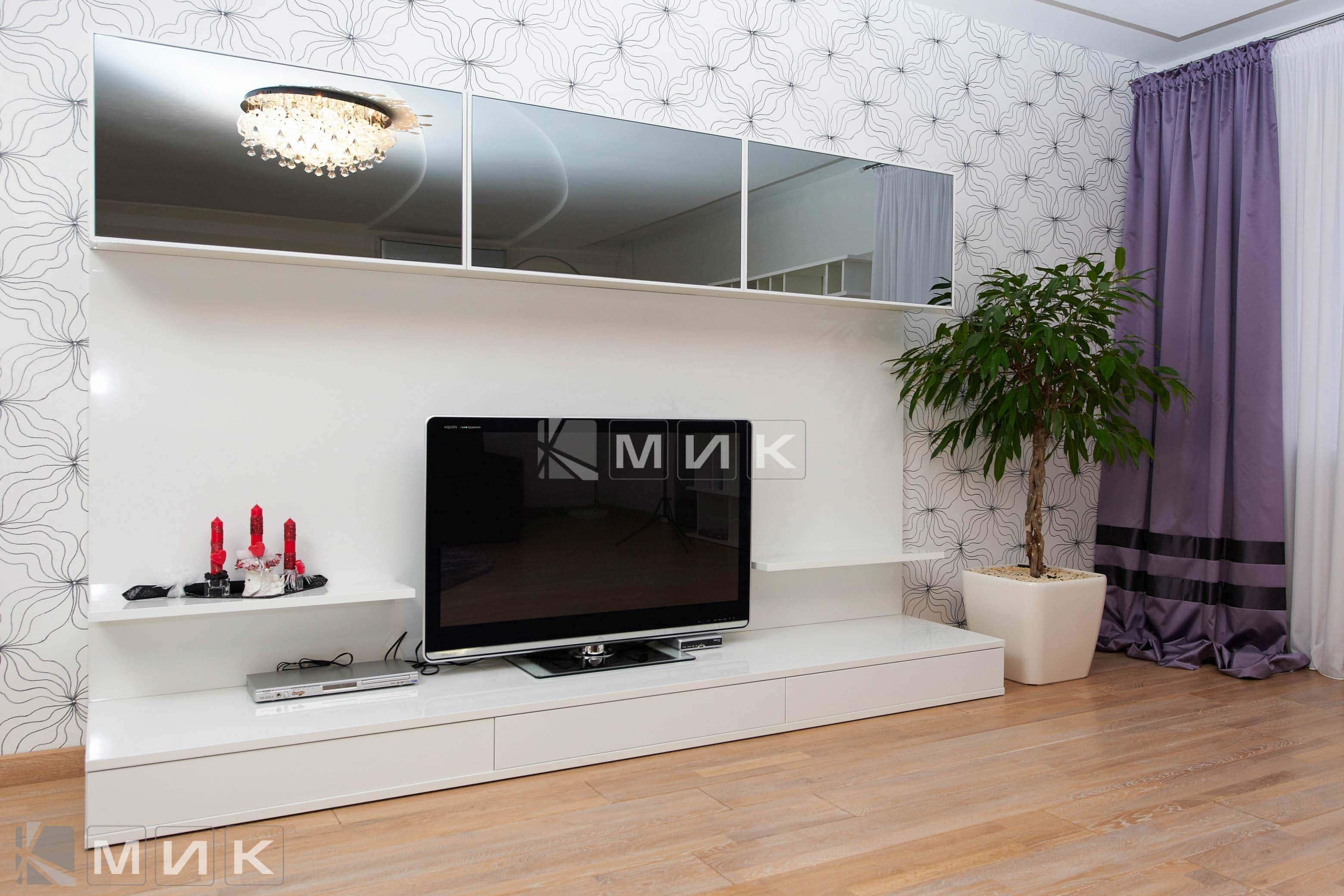 мебель для гостиной на заказ купить корпусные модульные стенки в
