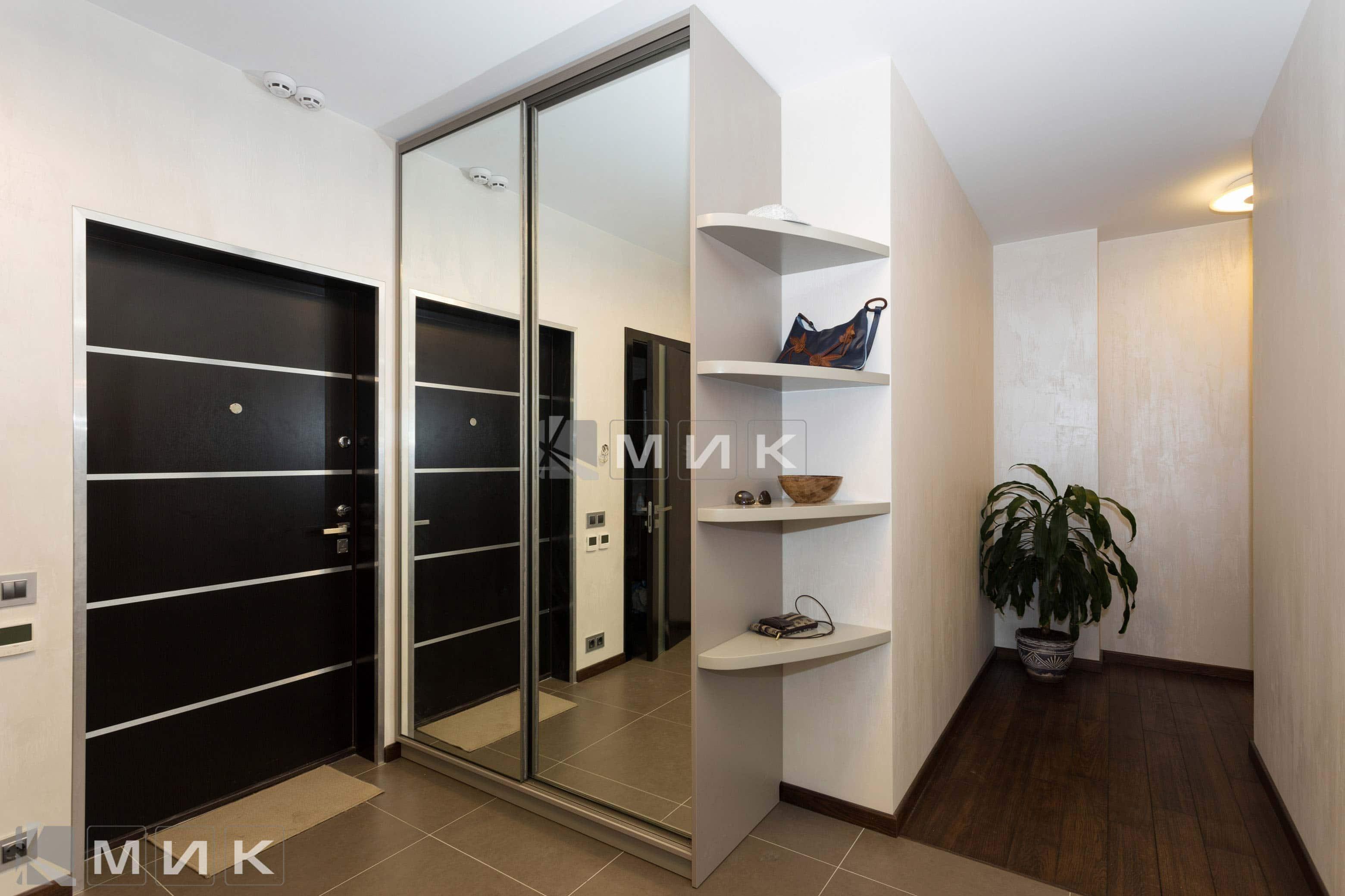 Современный дизайн прихожей в квартире: идеи, фото в интерье.