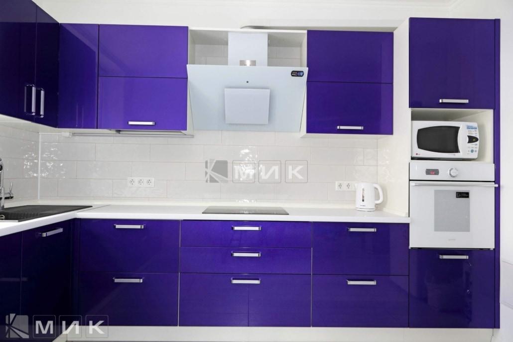 МДФ-кухня-в-синем-цвете-6008