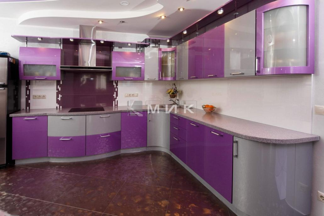 МДФ-кухня-в-сиреневом-цвете-6012