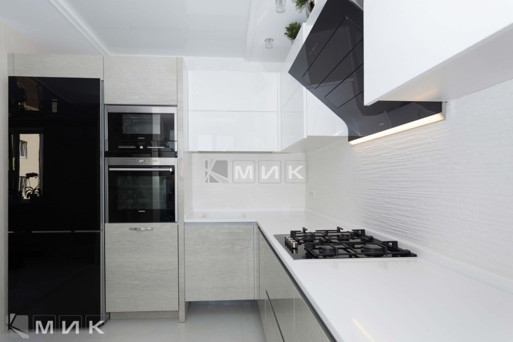МДФ-кухня-белая-6013