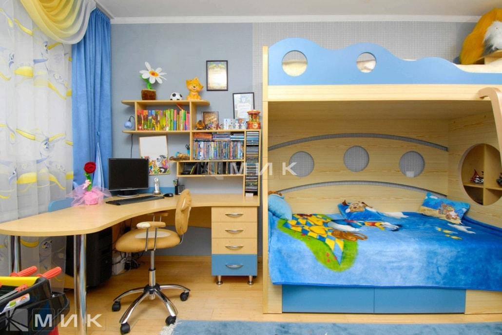 интерьер-детской-в-синем-цвете-114