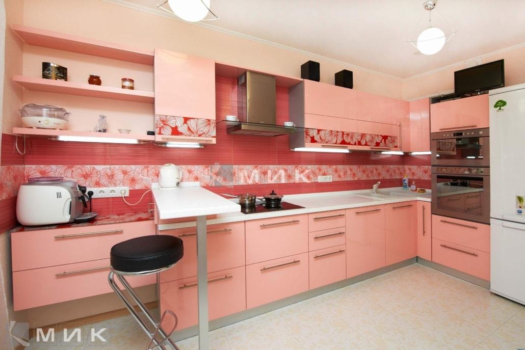 кухня-в-розовом-цвете-2106