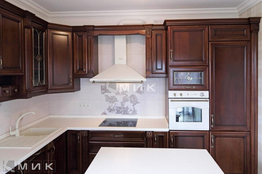 кухня-из-натурального-дерева-от-MIK-1011