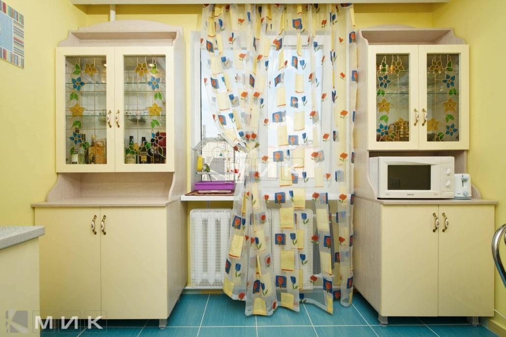 кухня-в-жёлтых-тонах-на-заказ-1223