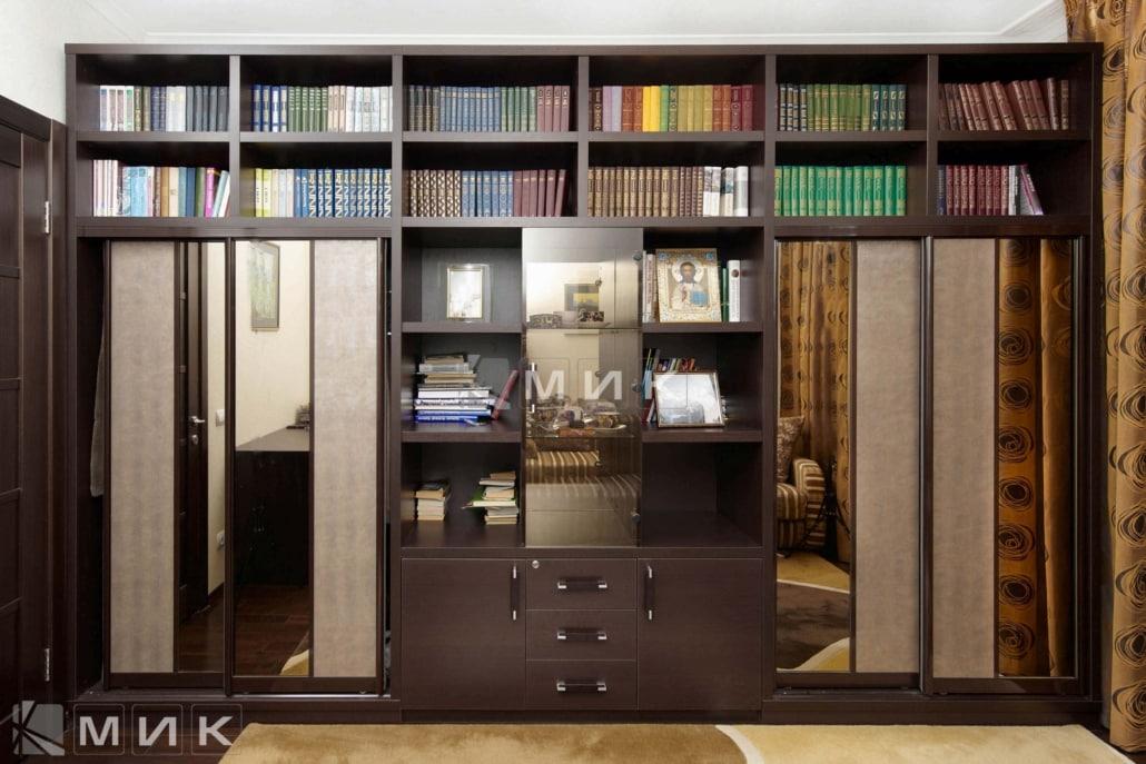 зеркальный-шкаф-для-книг-101