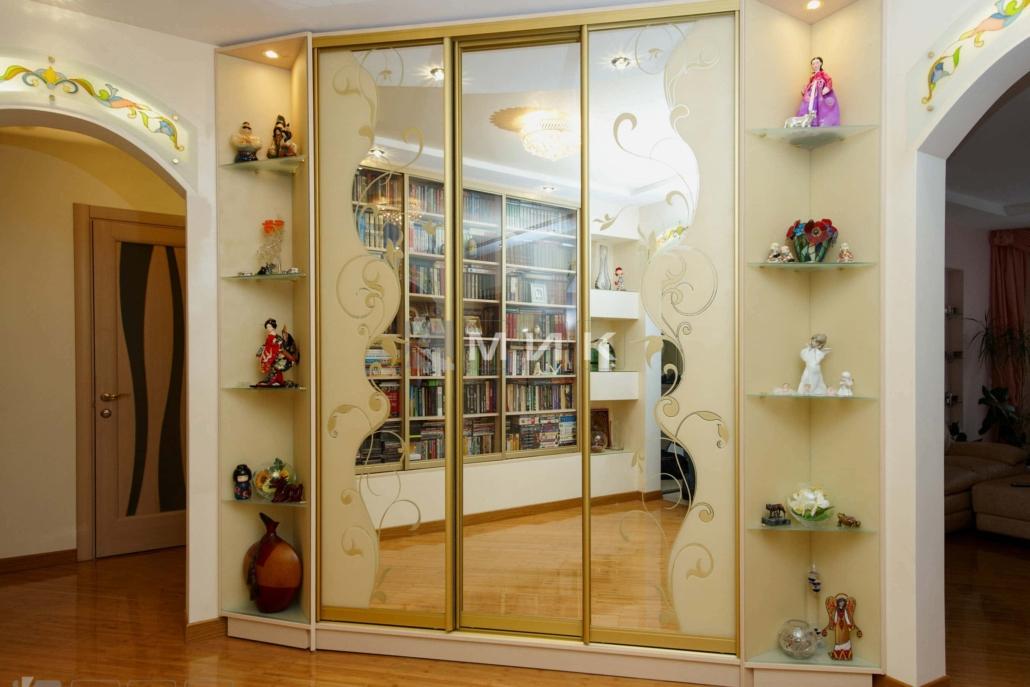шкаф-купе-зеркальный-в-классическом-стиле-171