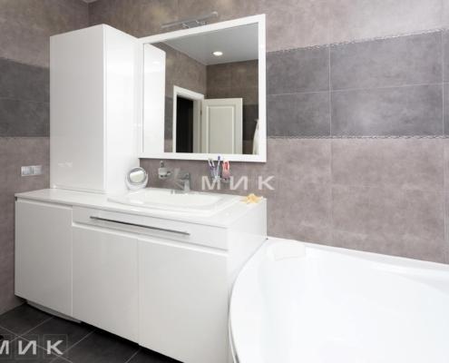 Ванная-комната-МДФ-краска-белая-(обухов)-1001