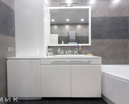 Ванная-комната-МДФ-краска-белая-(обухов)-1002