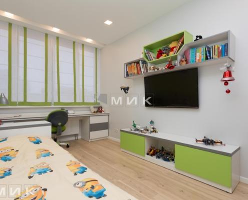 Детская-мебель тумба под тв(Ломоносова)-1000