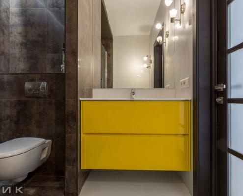 Желтая-тумба-под-мойку-в-ванную-комнату-1000