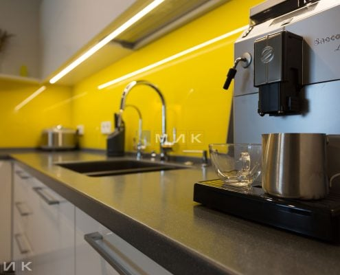 Кофеварка seaco на кухне