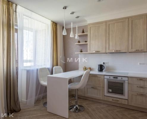 Кухня-с-барной-стойкой-на-сикорского_1б_-1010