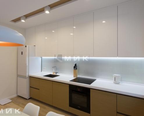 Кухня-шпон(Ломоносова)-1003