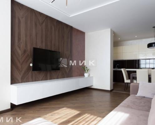 Мебель-в-гостинную-и-декор-на-стене-из-ДСП-(Эрнста)-1000