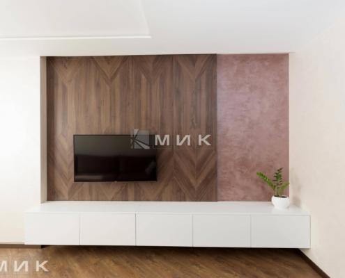 Мебель-в-гостинную-и-декор-на-стене-из-ДСП-(Эрнста)-1001