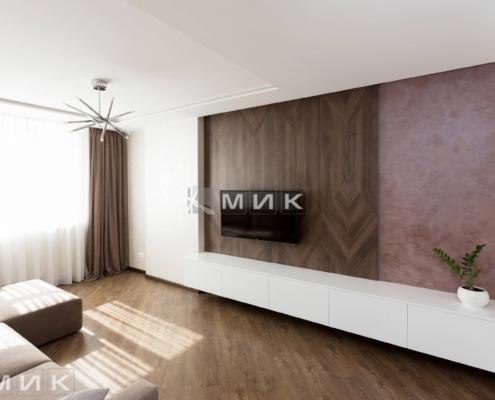 Мебель-в-гостинную-и-декор-на-стене-из-ДСП-(Эрнста)-1002