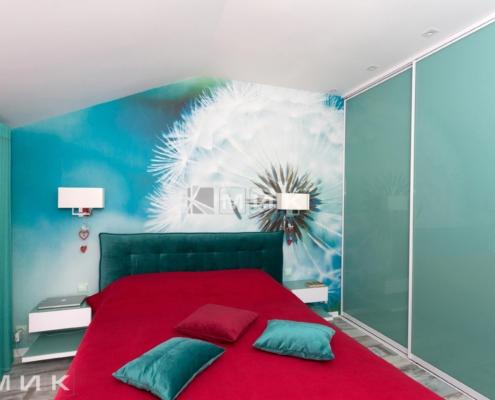 Спальня-кровать(Обухов)-1001