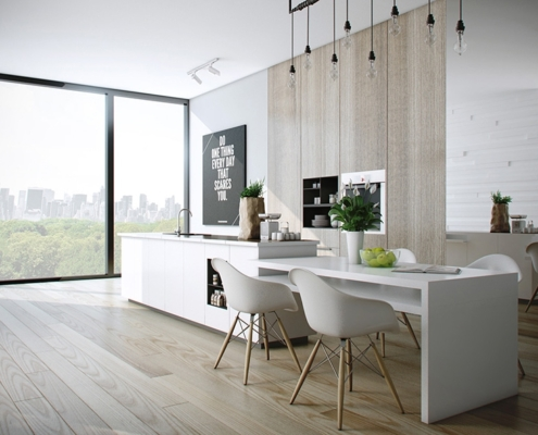 белая-кухня-студия