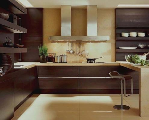 кухня-венге-шпон