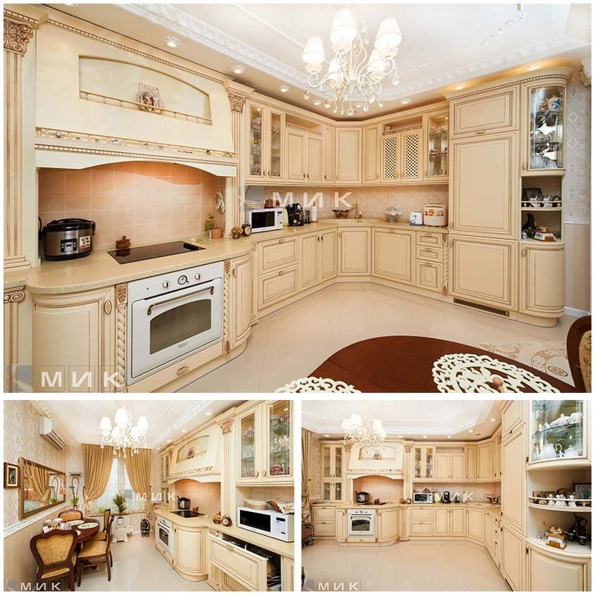кухня-классика-с-элементами-патины-золото