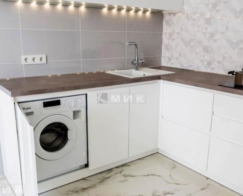кухня-с-стиральной-машиной
