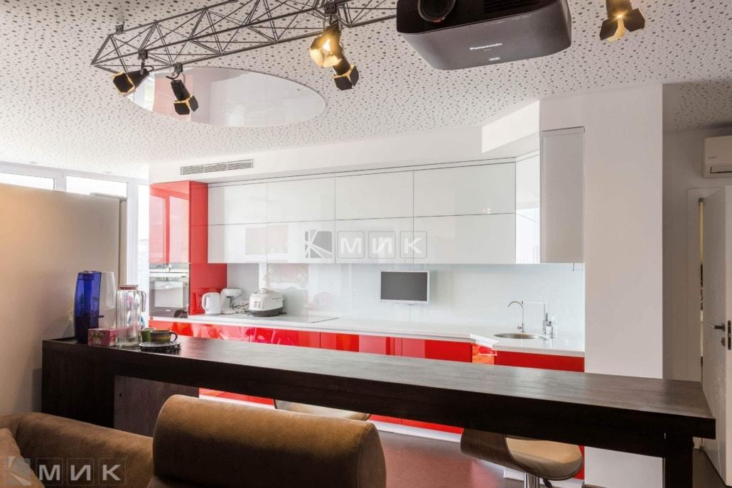 Красно-белая-кухня-студия-на-ушинского_14б_-1000