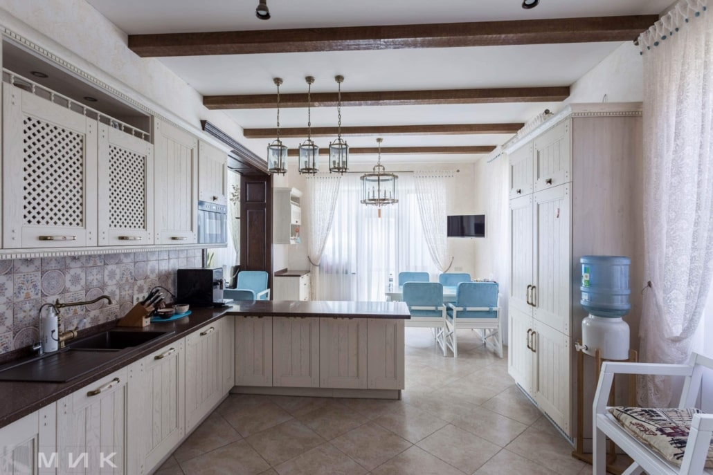 Мебель для кухни-классики