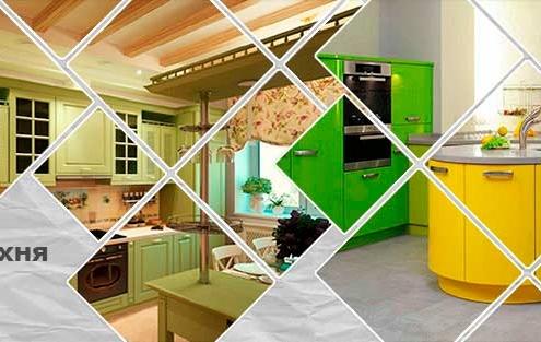 зелёные-кухни-в-интерьере