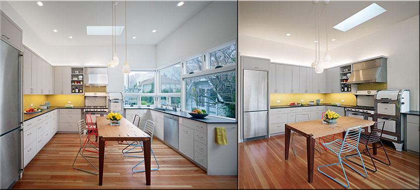 сёро-жёлтая-кухня