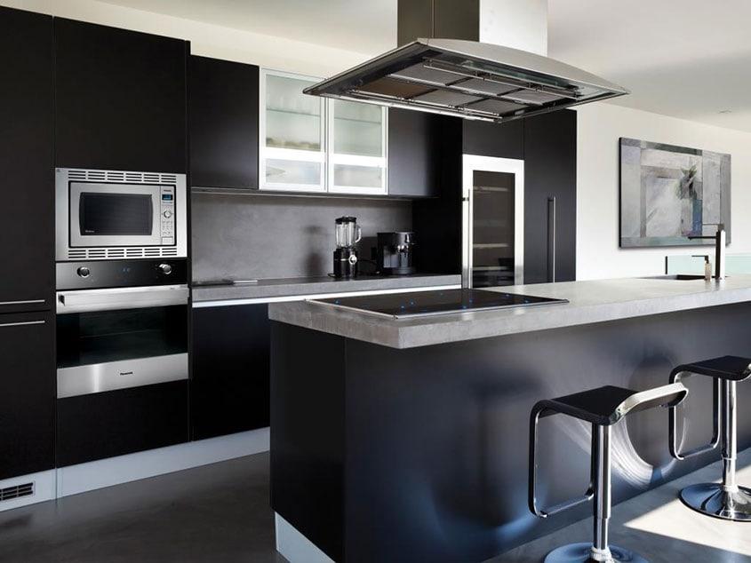 чёрная-кухня-модерн