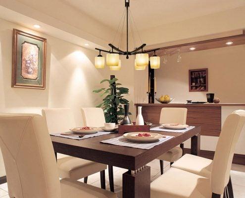 освещение-столовой-кухни