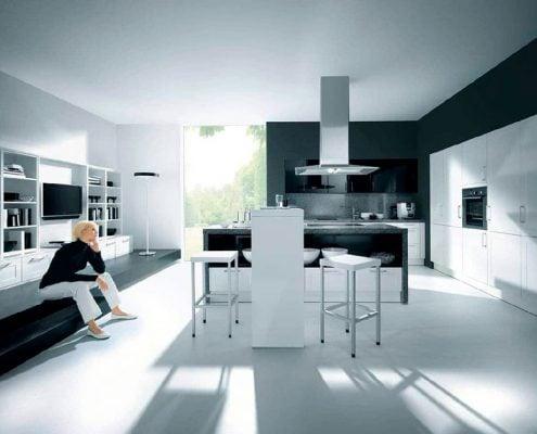 кухня-на-чёрном-фоне
