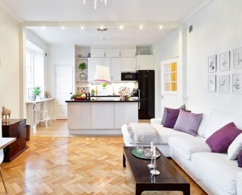12-кухня-гостиная-светлая