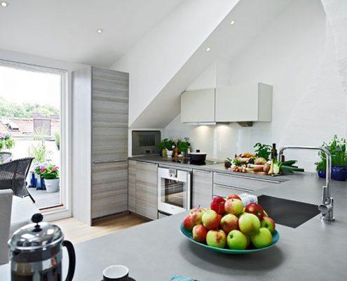 кухня-балкон-совмещение