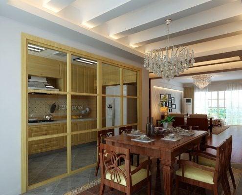 21-перегородка-с-кухни-в-гостиную
