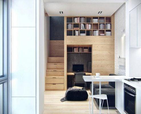 кухня-минимализм