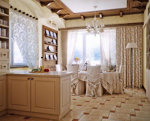 текстиль-в-интерьере-кухни