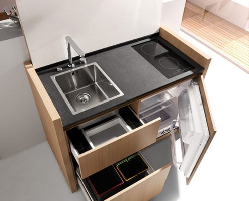 мини-кухня-трансформер