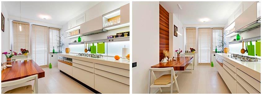 Жалюзи-из-бамбука-в-интерьере-кухни