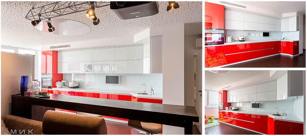 бело-красная-кухня-студия