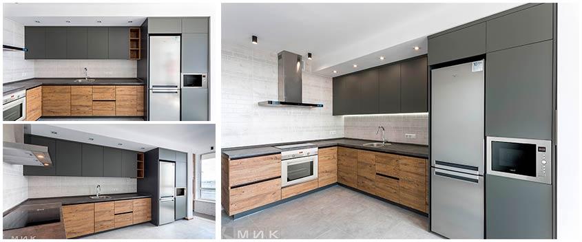 серо-коричневая-угловая-кухня