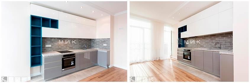 бело-серая-кухня-в-интерьере