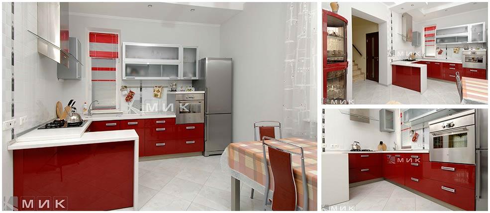 красно-белая-угловая-кухня