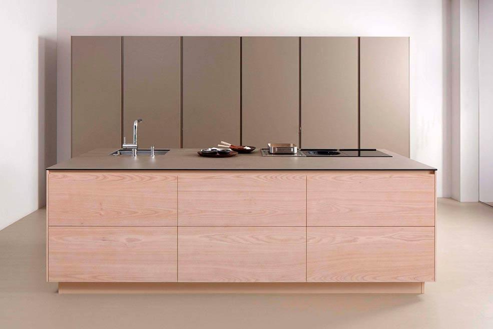 минимализм-кухня