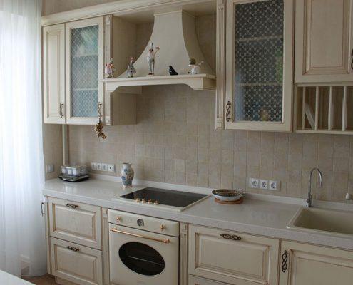 кухня-прованс-квартира