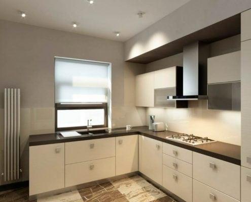 кухня-минимализм-в-интерьере