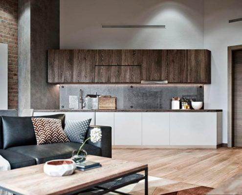 ламинат-кухня-эко-стиль